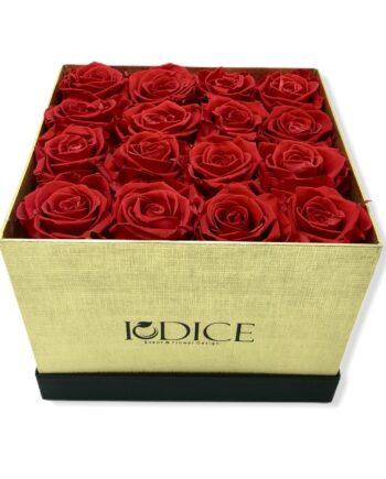 Box 16 rose